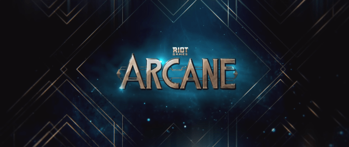 League of Legends Animated Series Arcane is Coming to Netflix This Fall