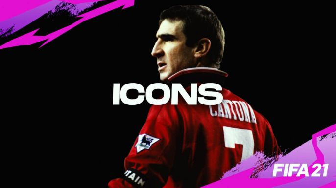 Photo collection for cantona including photos, eric cantona wallpaper, eric cantona kick and eric cantona. Fifa 21 Ultimate Team Who Will Join Eric Cantona In The 100 Man Icon Lineup