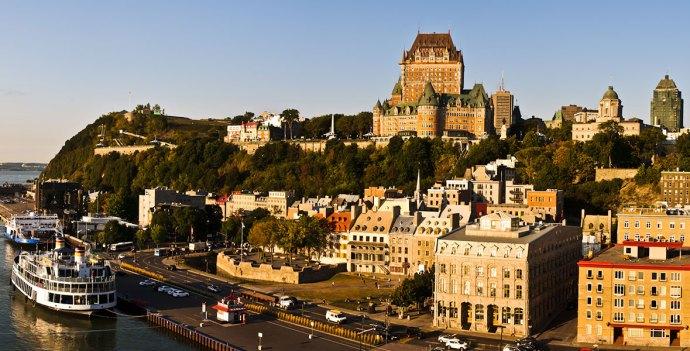 Mais Belas Cidades do Canadá para Morar Quebec City