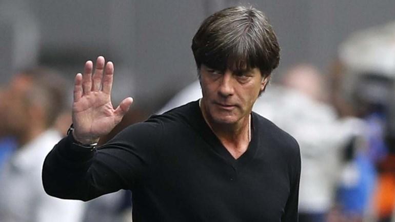 Löw admite que Nagelsmann seria um bom sucessor na seleção alemã