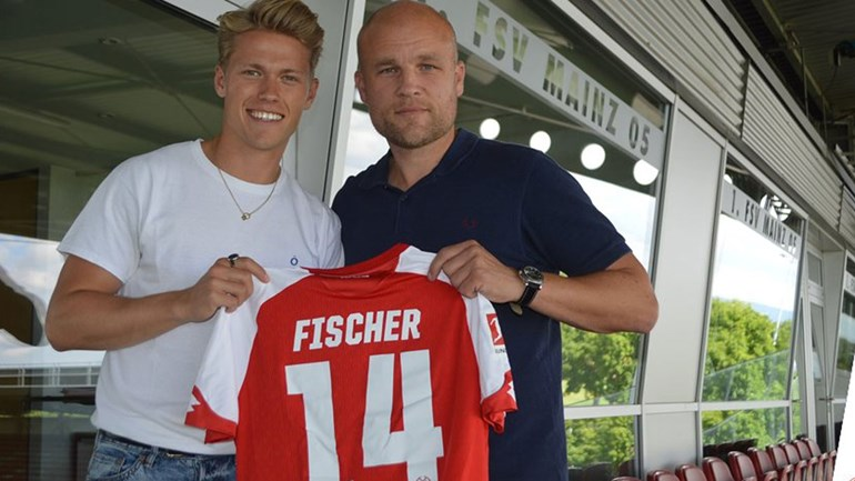 Viktor Fischer assina pelo Mainz até 2021