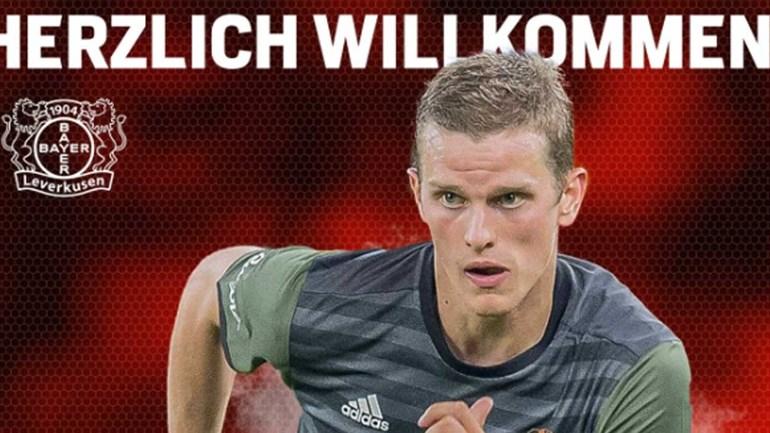 Bayer Leverkusen anuncia contratação de Sven Bender