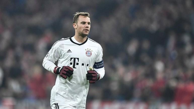 Neuer volta a lesionar-se no pé esquerdo e pode ser operado