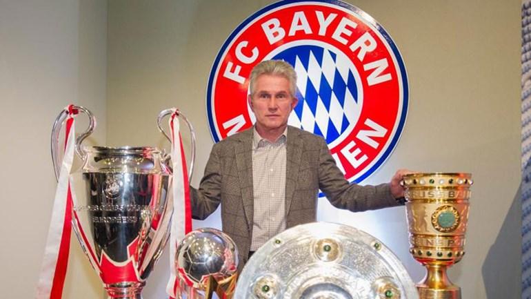 'Bild' coloca Heynckes no Bayern Munique