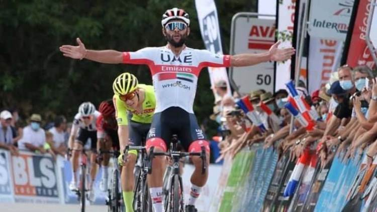 Fernando Gaviria vence segunda etapa do Tour du Limousin em dia de aniversário - Ciclismo - Jornal Record