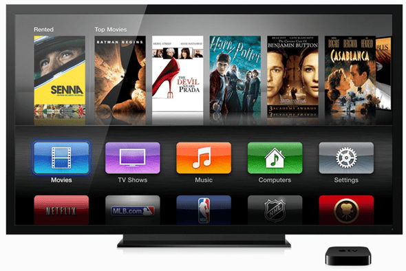 Apple TV New