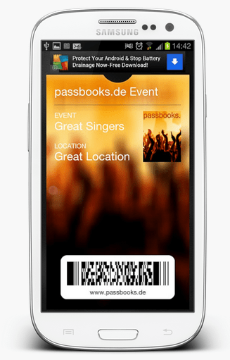 Passbook for Android 2