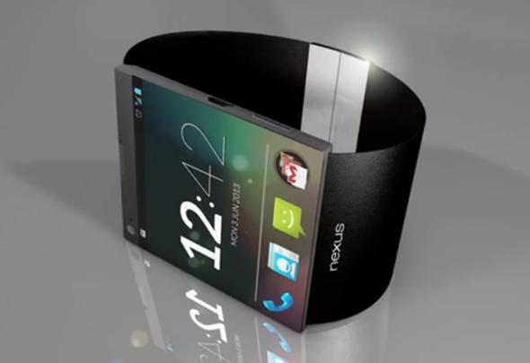 Nexus smartwatch 2