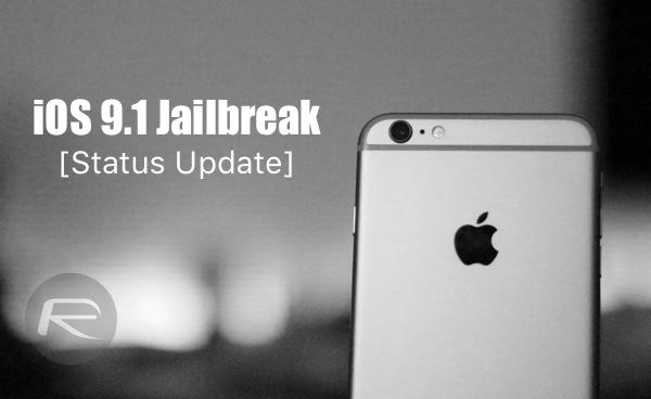 iOS 9.1 jailbreak status