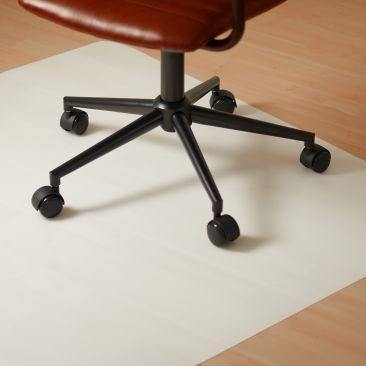 achetez tapis protege sol chaise bureau
