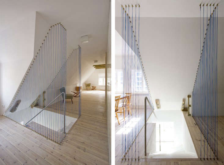 Netscapes 9 Stairwells With Nautical Enclosures And Rails