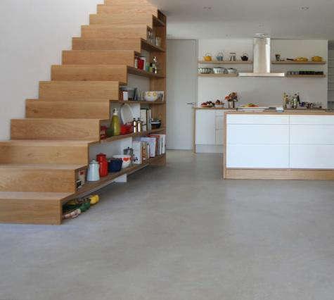 Storage Kitchens Under The Stairs Remodelista | Kitchen Under Stairs Design | Cupboard | Living Room | Wet Bar | Basement Renovations | Staircase Storage