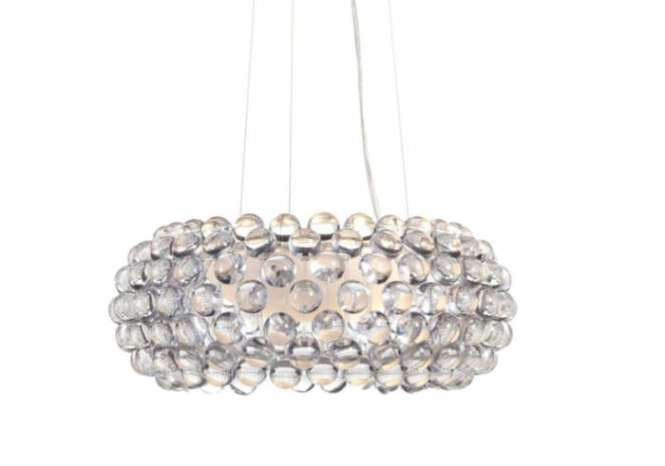 10 Easy Pieces Modern Glass Globe Chandeliers