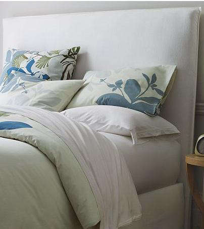 10 easy pieces: simple upholstered beds - remodelista