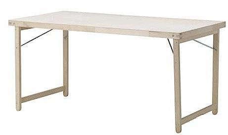 Furniture Goran Folding Table At Ikea Remodelista