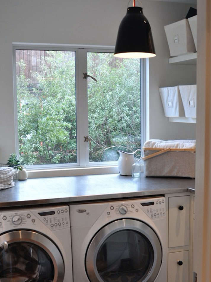 10 Favorites Clever Laundry Rooms Space Saving Edition