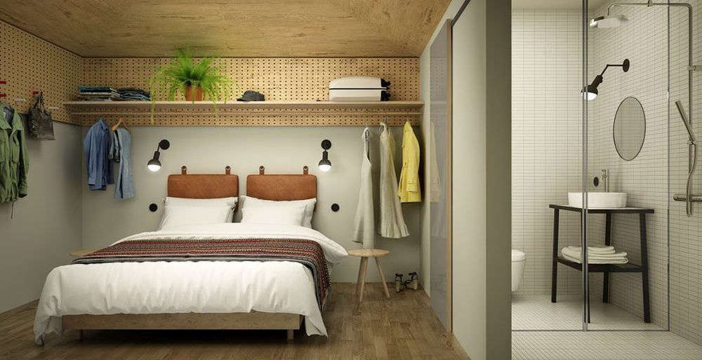 5 small bedroom design ideas—space enlarging decorating ... on Girl:u7_Sz_Dbse0= Small Bedroom Ideas  id=36310