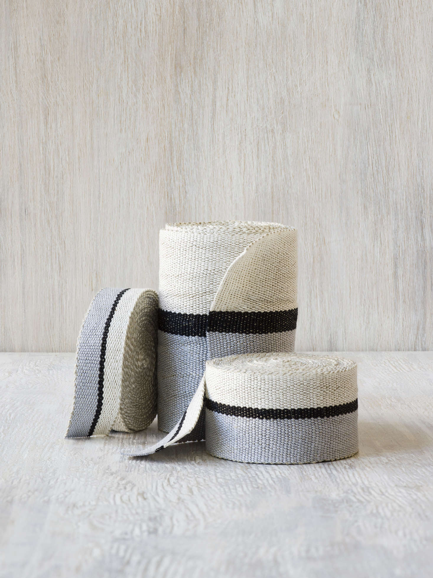 Artisanal Dish Towels Pillows And Linen Tape Woven By Stephanie Seal Brown
