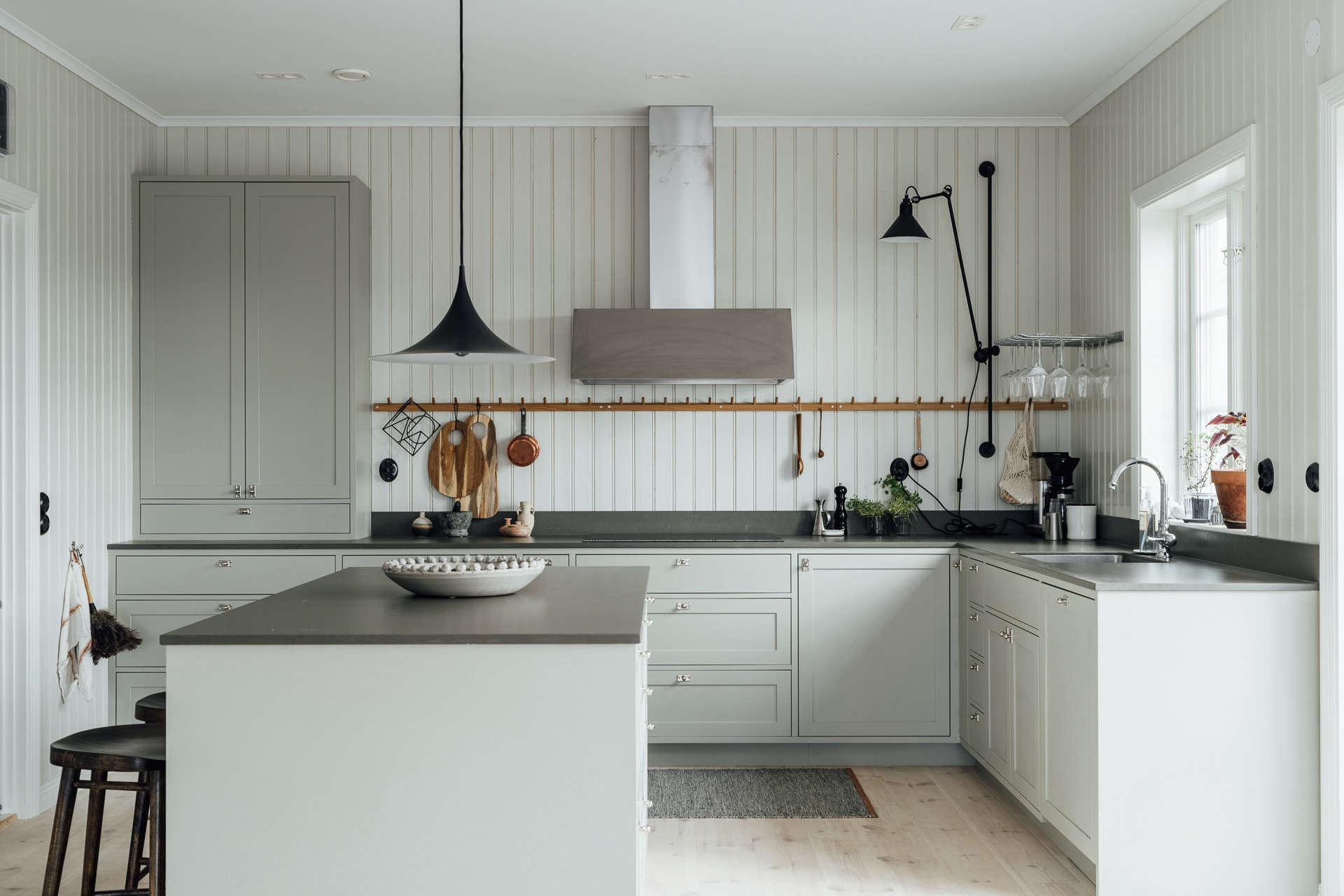 title | The Minimalist Kitchen