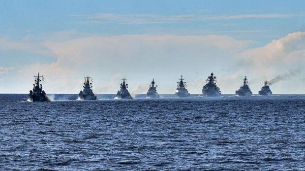 """Учения ВМФ России """"Океанский щит — 2020"""" стартовали на ..."""