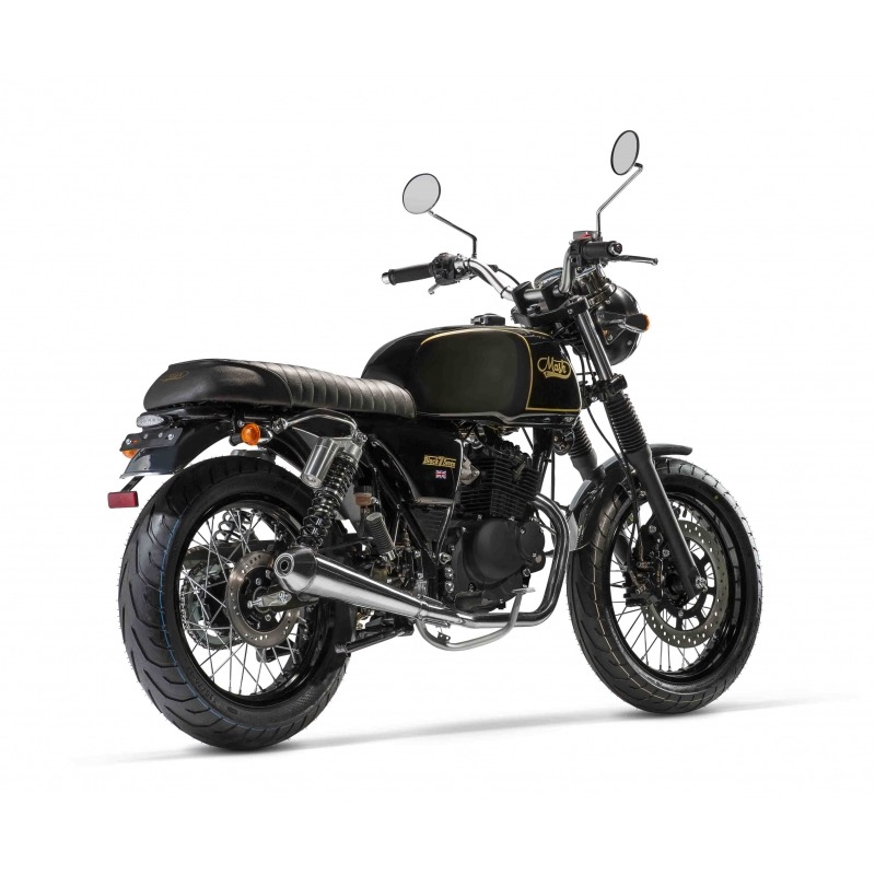 Mash Black Seven 125cc rear right
