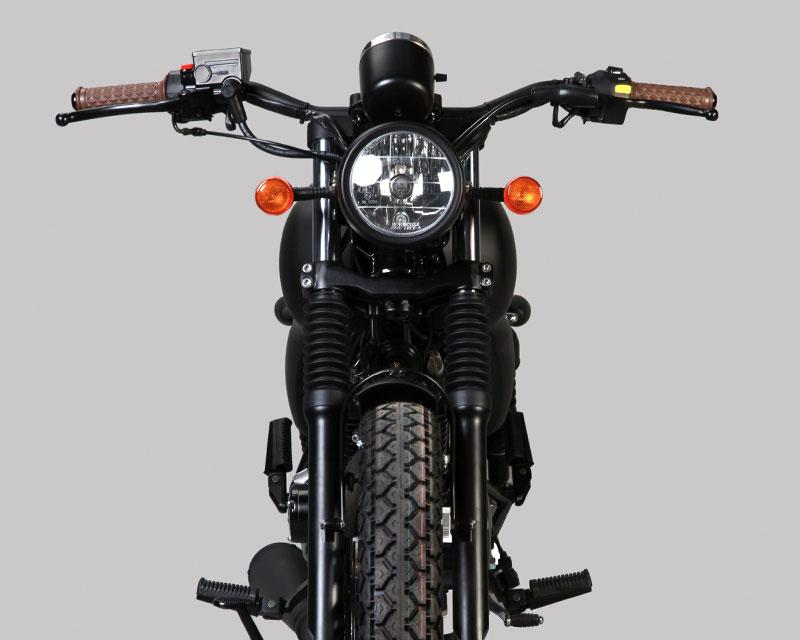 Mutt Motorcycles Mongrel Front
