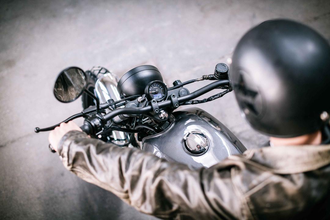 Retro 125cc Motorcycles
