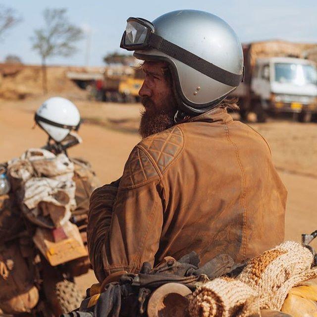 Belstaff Pure Motorcycle Desert Adventure