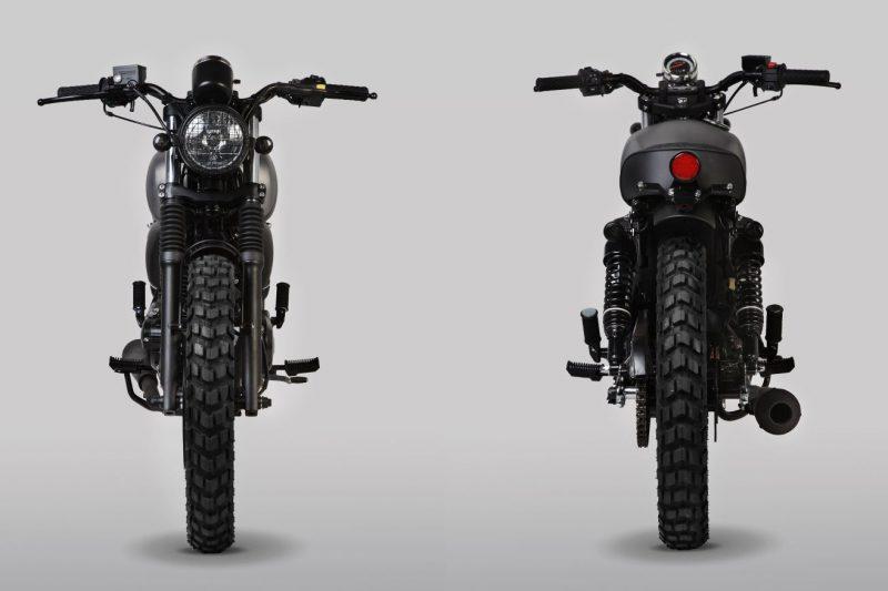 Mutt Motorcycles - Mutt RS-13 250