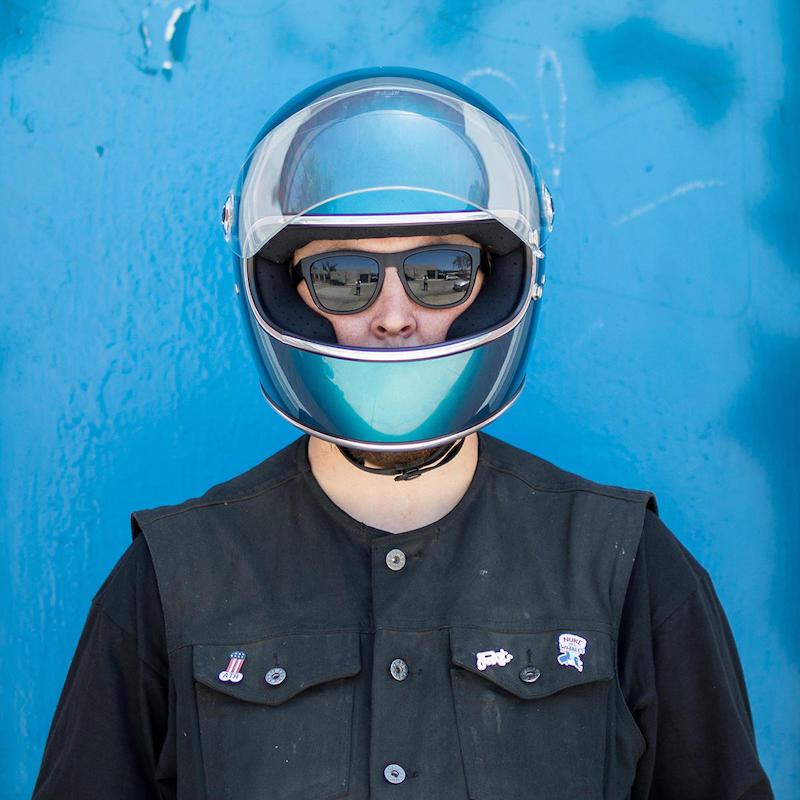 Biltwell Gringo S Helmet Front