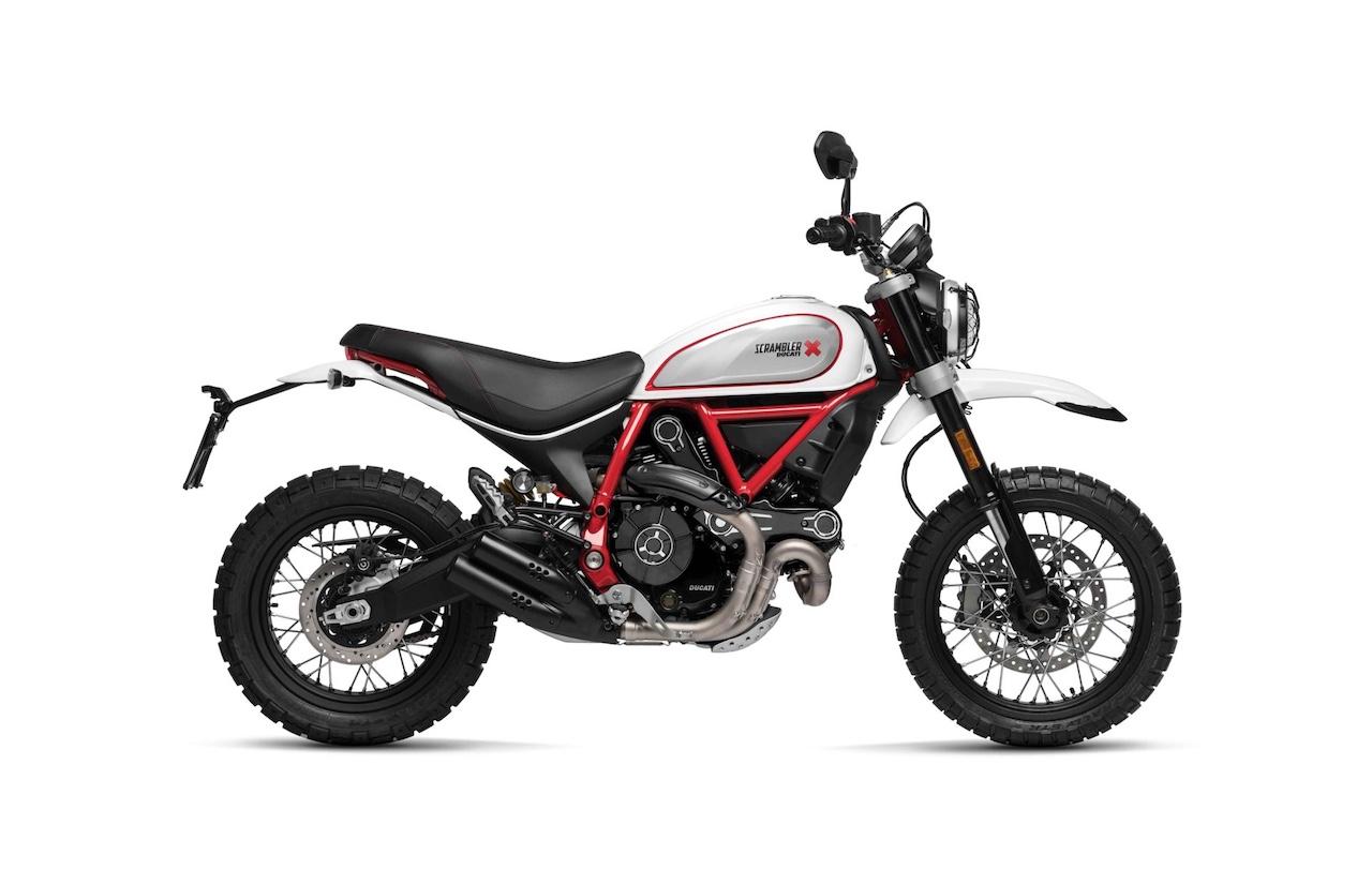 Retro Enduro Ducati Desert Sled
