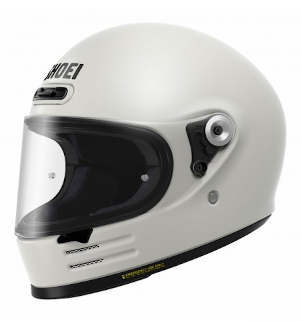 Shoei Glamster Retro Helmet GLAMSTER [White]