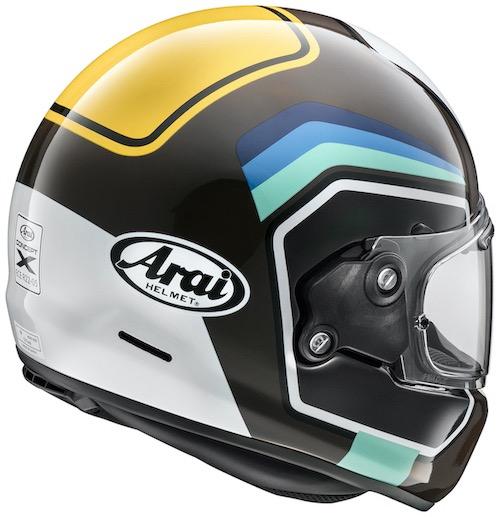 Arai Rapide Helmet BROWN
