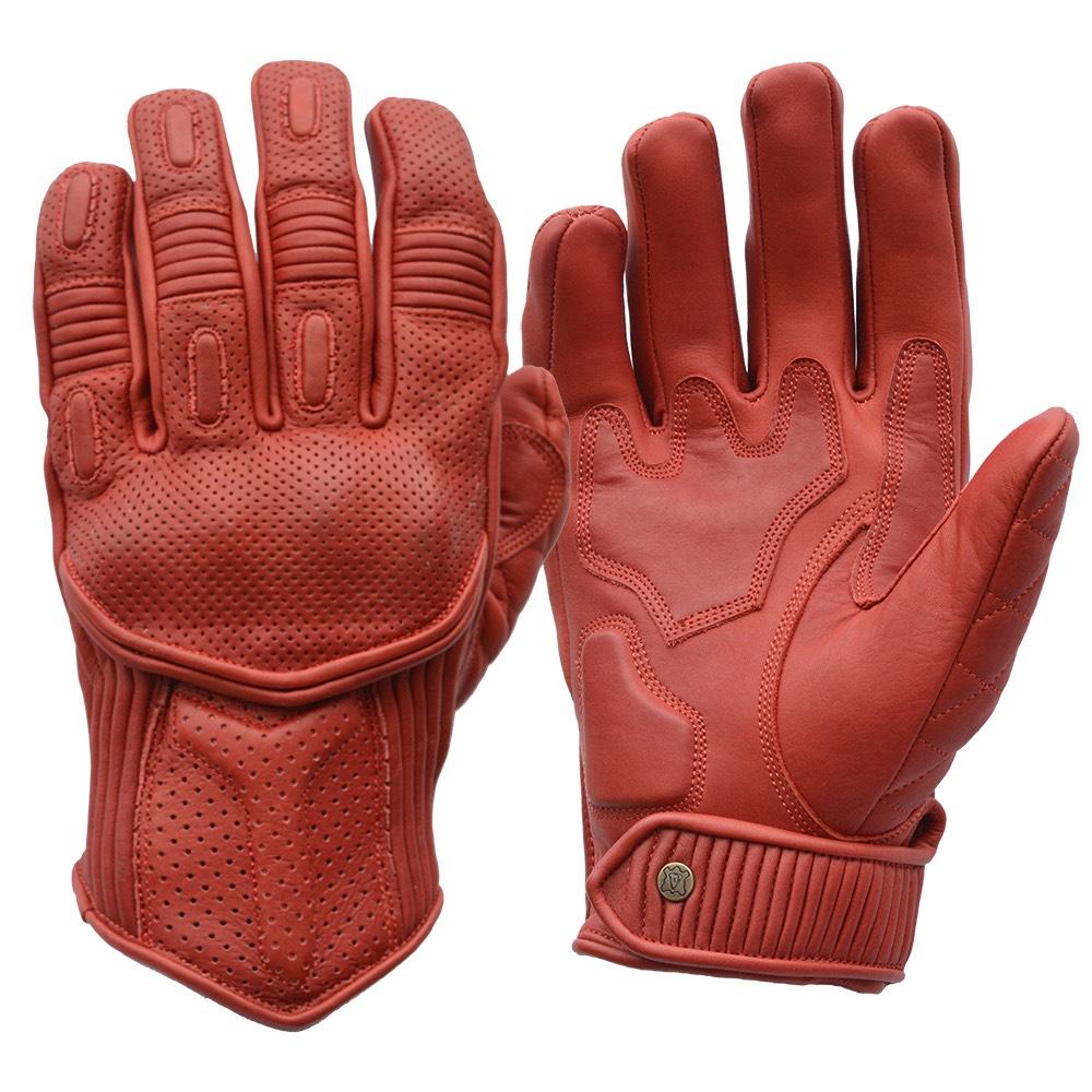 Goldtop England Predator Gloves Red