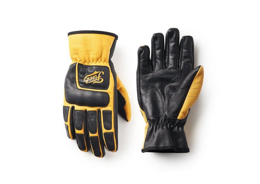 Fuel Moto X Gloves front