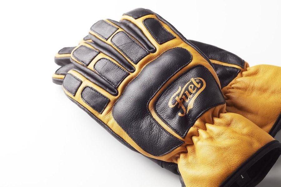 Fuel Moto X Gloves left front