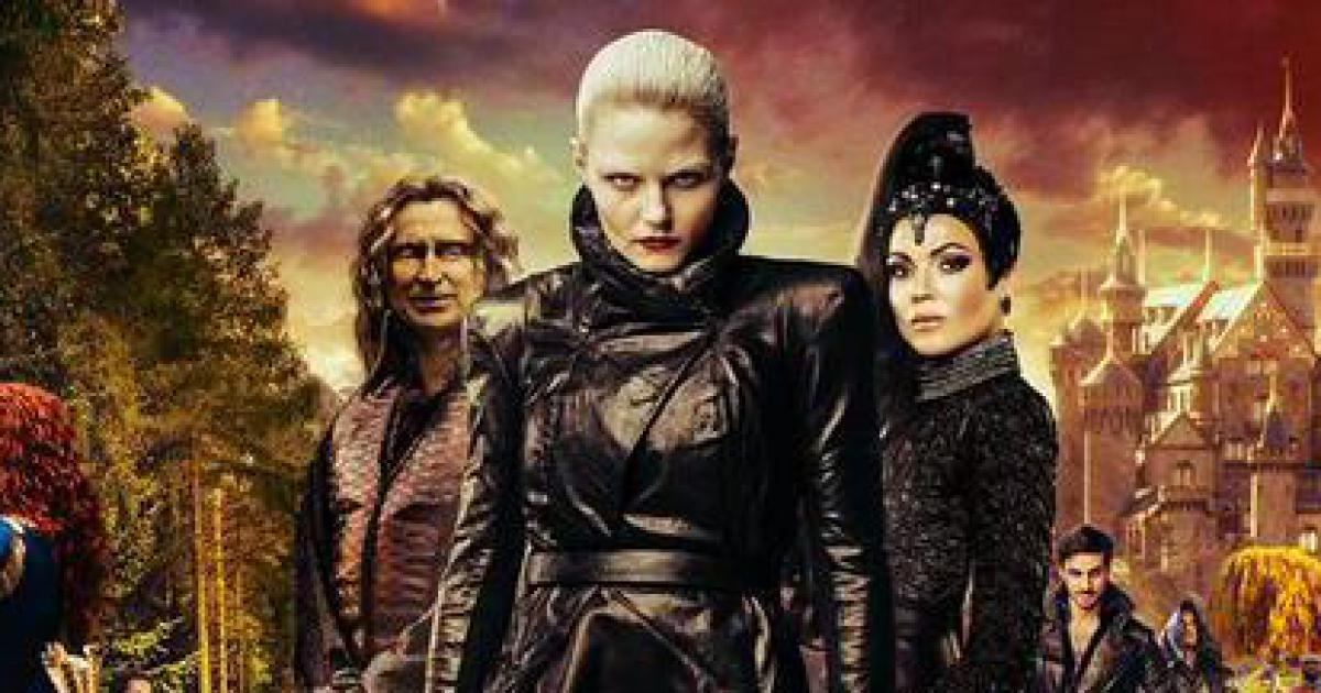 Image result for once upon a time season 7
