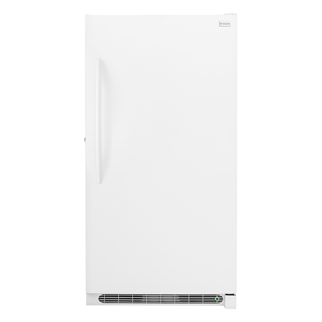 Frigidaire Upright Freezer Vertical 34 16 6 Cu Ft White Lffh17f3qw Reno Depot