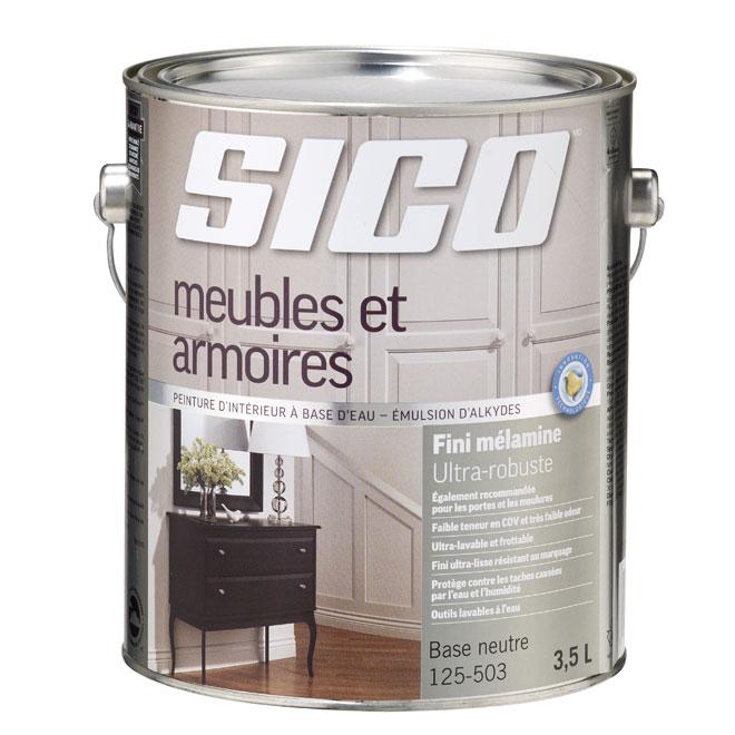 SICO Peinture Dintrieur Pour Meubles Et Armoires Rno