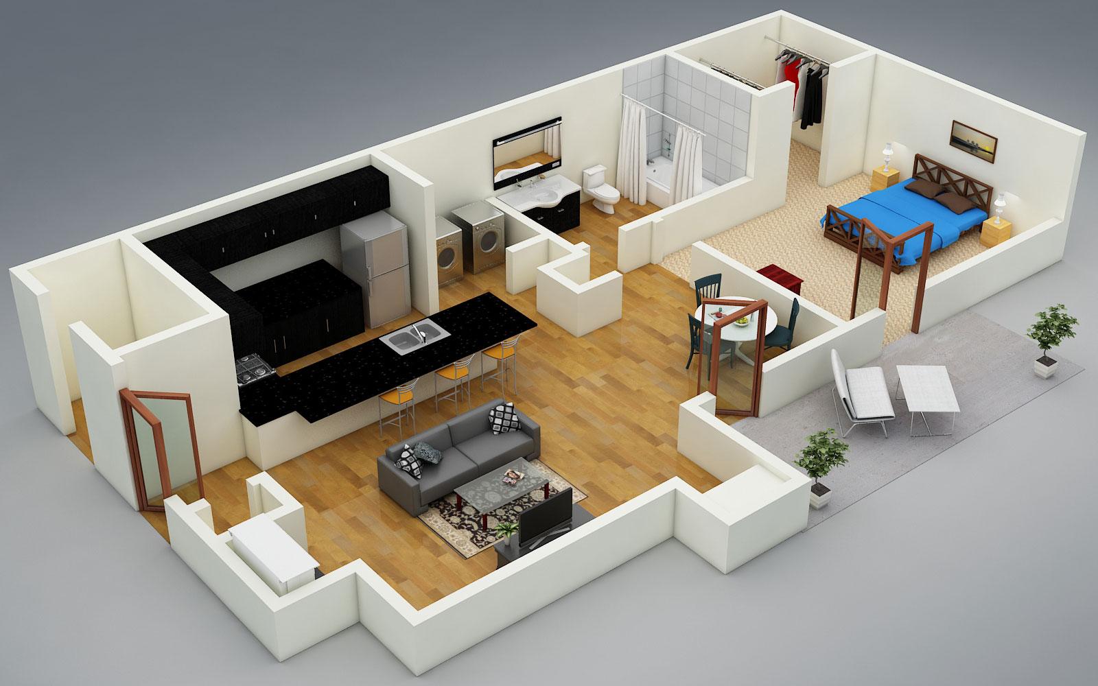 1 Bedroom Apartments Birmingham Al