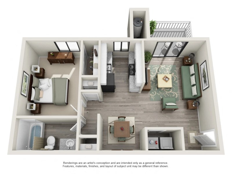 1  2 and 3 Bedroom Plans   Hearthstone Apartments Hearthstone Apartments Oak