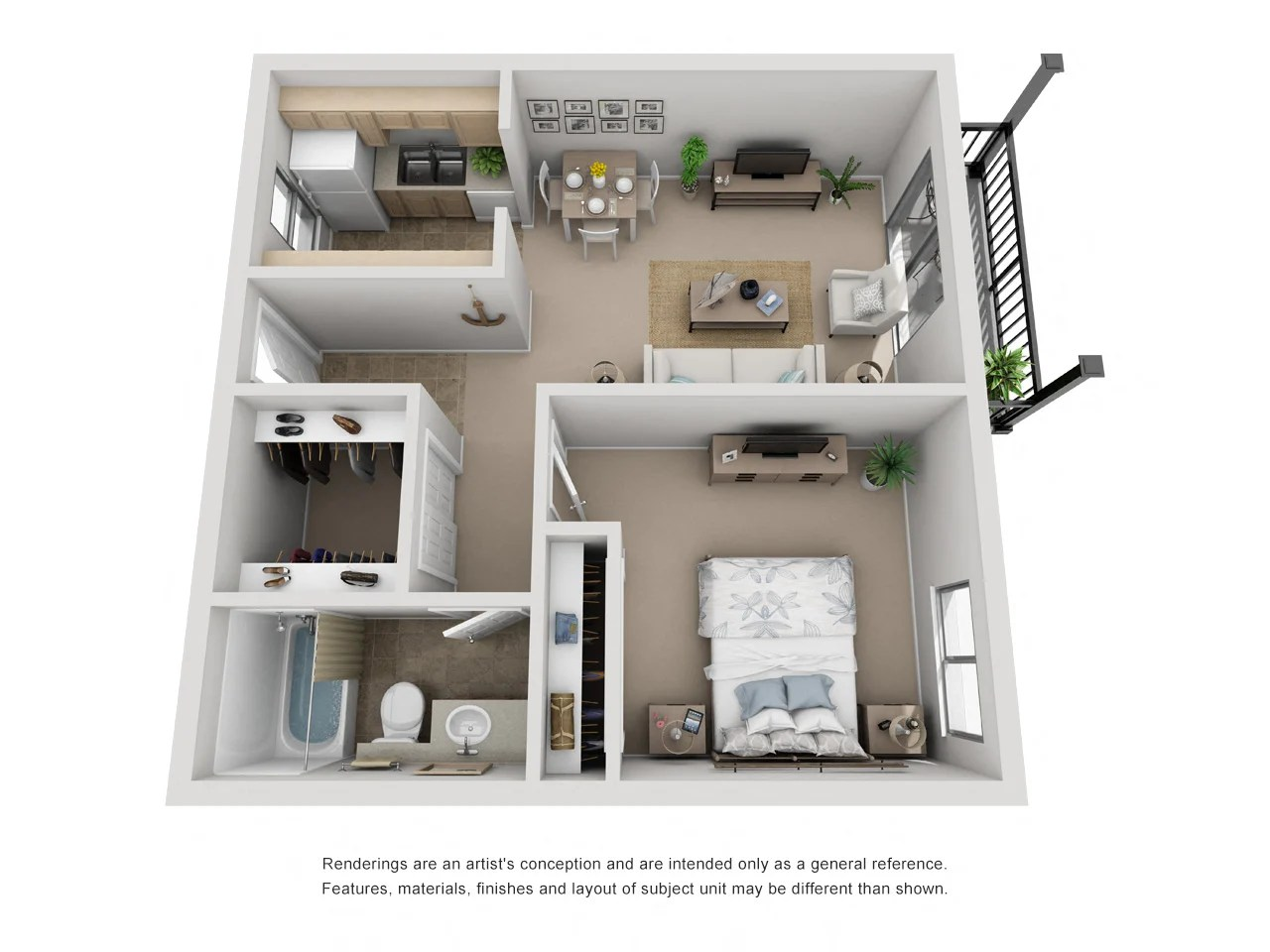 Bedroom Apartments Lakewood Co