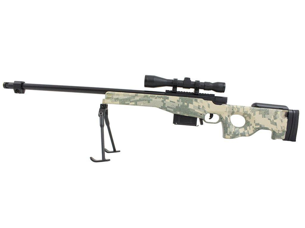 L115 Magnum Sniper 1 4 Scale Model Rifle