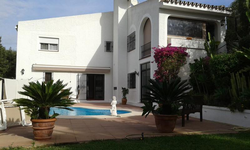 Detached Villa in Campo Mijas