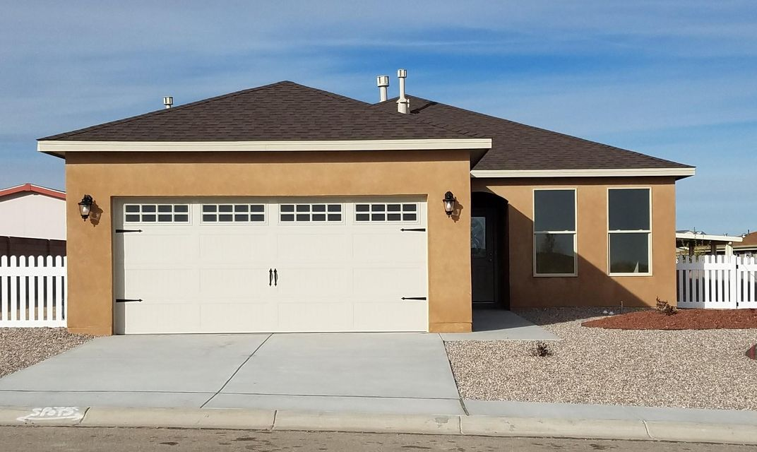 New custom built home in the quiet 55+ Active Adult Community of Sunrise Bluffs. You'll love Mile High's open and light/bright Gobi floor plan. Custom cabinets are found throughout along with walk-in closets, tile bath surrounds and designer tile backsplashes. Aside from the breathtaking views and serene nature of the area, the community also features an indoor swimming pool, gym, billiards room and entertainment/activities scheduled throughout the week. Several lots and floor plans are available.