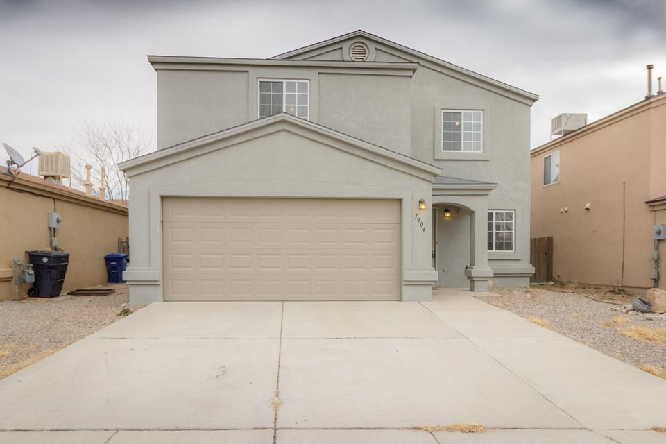 This is a must see!!Home Is Located Near Shopping, Freeways, And Schools. It offers 3 Bedrooms/2.5 Baths, two Living areas, kitchen has an island & pantry.  Backyard has a covered patio that runs the length of the house.
