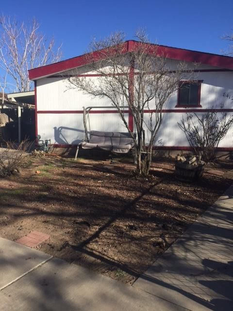 Great opportunity.  Home is a short sale. Needs work. Tons of potential. Handyman, investors, 203K buyers.  Open floor plan with large bedrooms.  Large corner lot.  Must see.