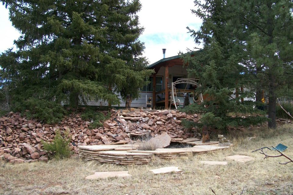 Home can only be shown on weekends, appt. with listing Broker.  This is a Modular Home, not a manufactured Home.  Single story, 3 or 4 bedrooms, there is a 300 sq ft addition,(4th bedroom)addition appears to not have central heat at this time.  Nice location, large trees, great views, community water