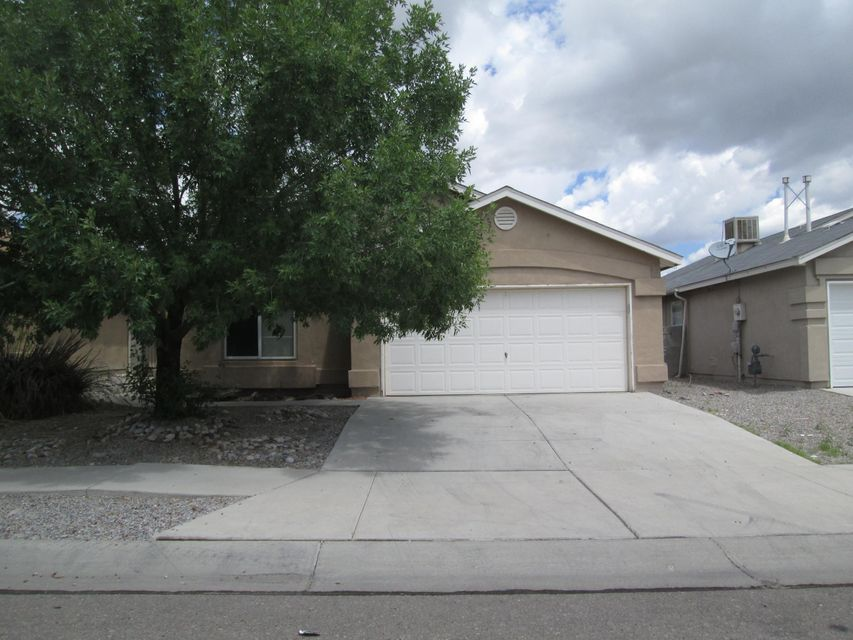 Great little investment and/or home buyer property.  3/br, 2/ba with tile floors in living and wet areas.