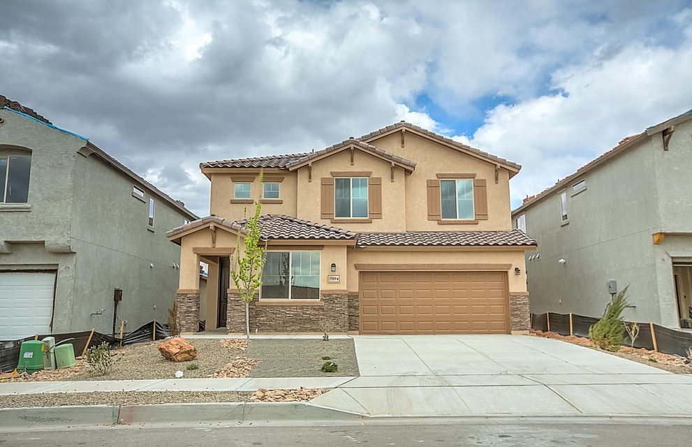 OPEN FOR SHOWINGS TODAY. When you buy a brand new Pulte home, you'll enjoy new appliances, carpet, A/C, windows, roof, tank-less water heater - everything! This Park Place home design is located within the final phase of Loma Colorado. The first floor is complete with a guest bedroom, gathering room with cozy corner fireplace, cafe, plus Consumer Inspired features like the Pulte Planning Center(r) and Everyday Entry(r). The open kitchen layout boasts granite counters, stainless gas appliances & staggered cabinets. Upstairs is complete with a large loft, owner's suite and spacious secondary bedrooms. Relax in your private owner's suite with spa-like bath featuring a separate shower & tub layout plus a granite vanity. Save on utilities with many energy efficient features.